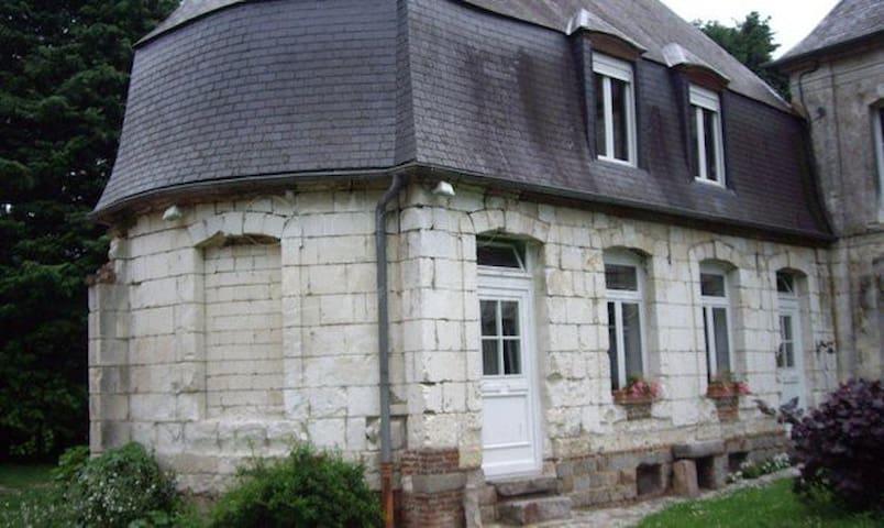 Gites de l'abbaye de Clairfaye - Varennes - Huis