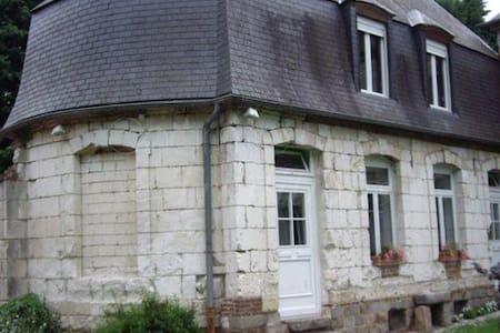 Gites de l'abbaye de Clairfaye - Varennes - House
