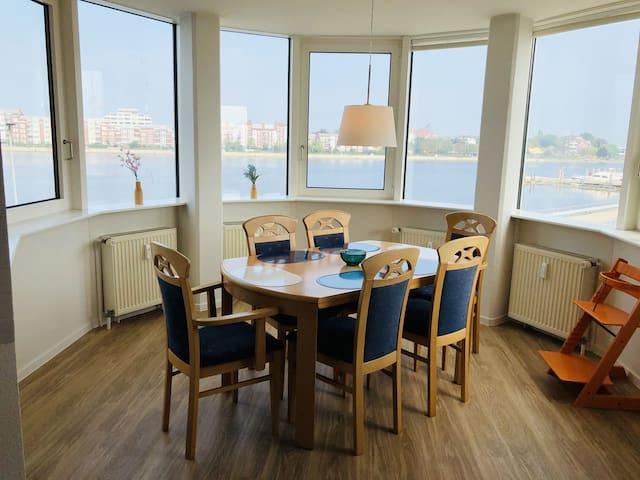 Ferienwohnung/App. für 4 Gäste mit 82m² in Wilhelmshaven (20516)