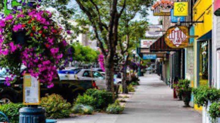 Downtown Wenatchee Entire Apartment