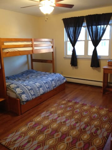 Private Bedroom, close to NYC - Palisades Park - Leilighet
