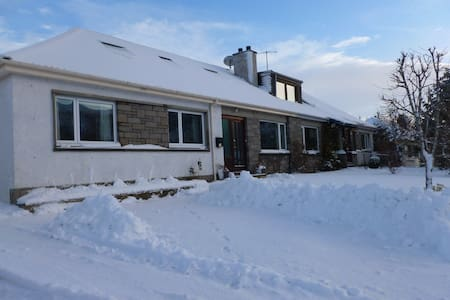 B & B at no 17 - Aviemore - Bed & Breakfast