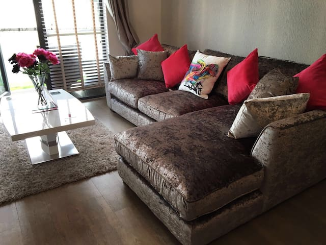 Stunning flat in Brentwood - Brentwood - Wohnung