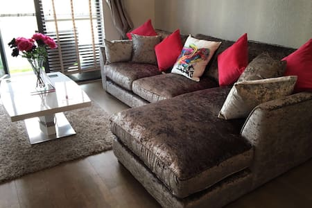 Stunning flat in Brentwood - Brentwood - Apartmen