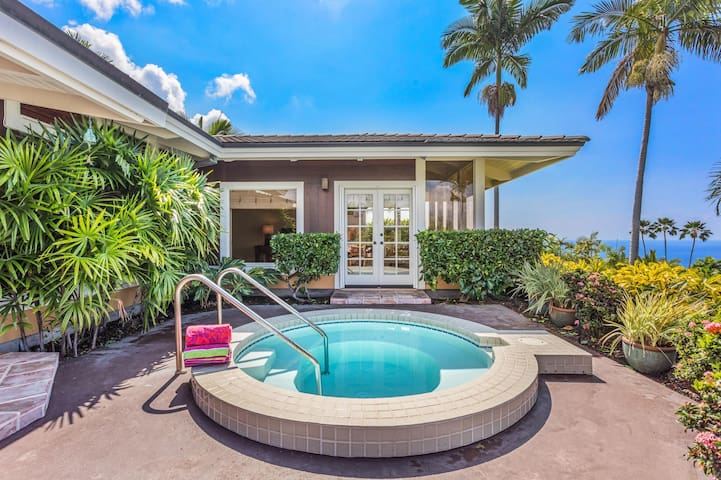 Luxury Home with Amazing Sunset and Ocean Views*Perfect for Families*Hot Tub