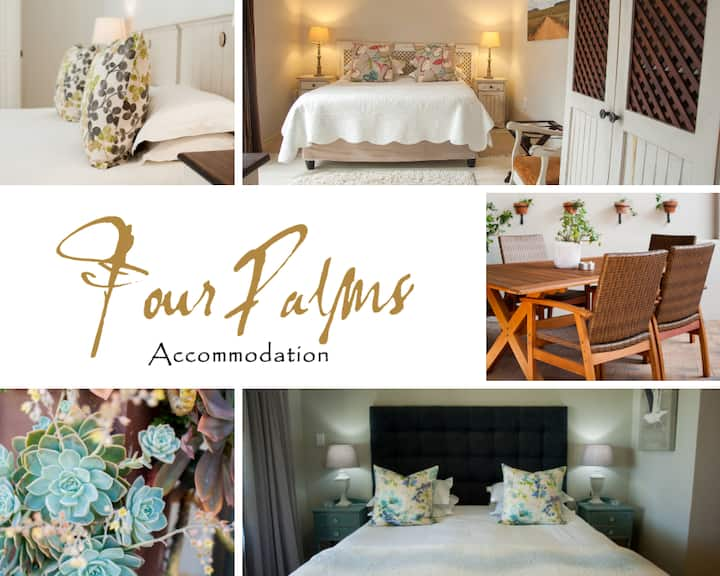 Four Palms Accommodation - Deluxe Palm