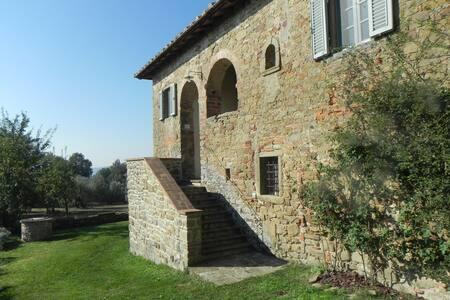 Podere Santa Cristina, Civitella in Val di Chiana - Civitella in Val di Chiana - Σπίτι