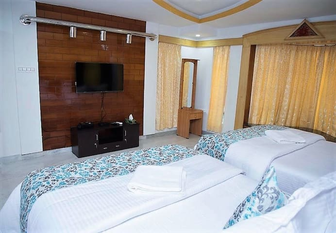 Vilva Suites - Ground Floor ( 3 Studio Rooms )