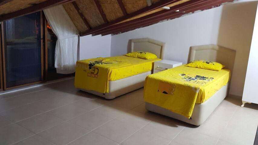 Kuşadası dublex villa