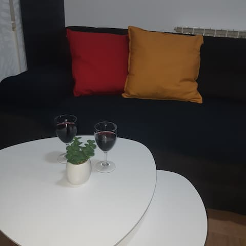 Apartment Lavici  for 4 persons, with free garage