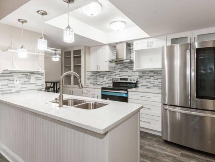 Brown Deer Luxury Home  Voted Best Modern Design