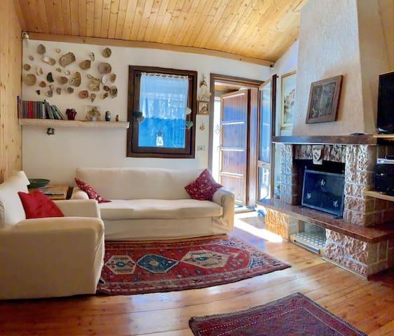Appartamento con vista sul Civetta