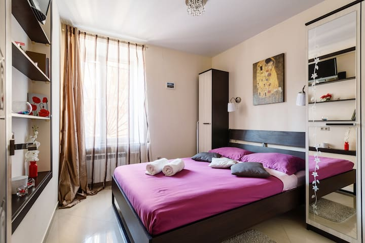 Stylish apartment near Saint Michael's Castle