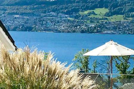 THE Lakeview House in Zurich