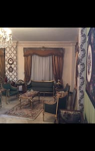 Luxury furnished apartment super lux