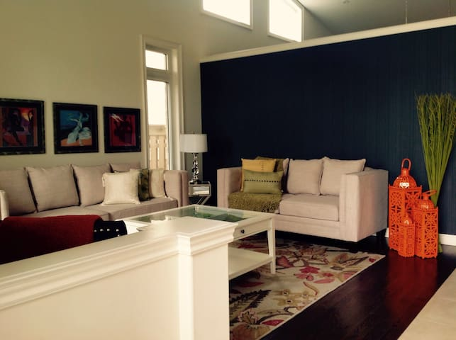 Bliss room with private ensuite - Niagara Falls - Huis
