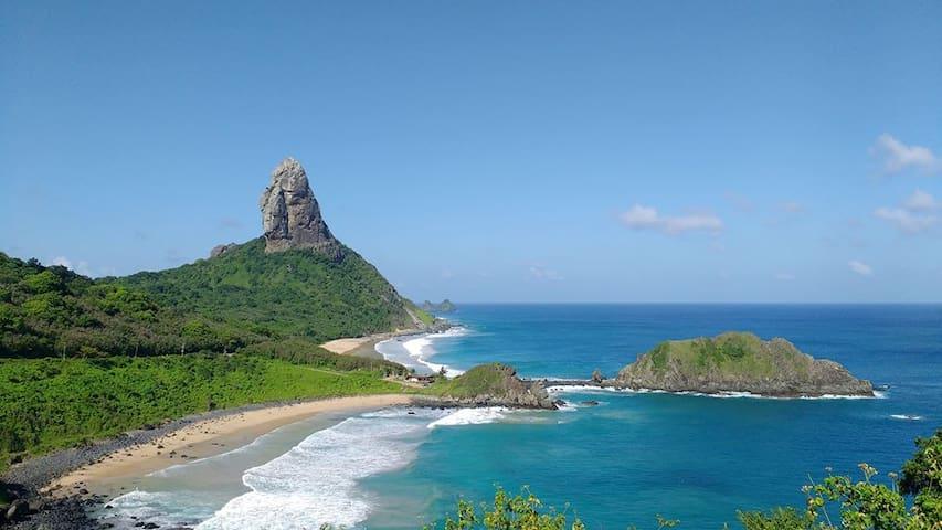 Quarto em Pousada + passagem aérea para 2 pessoas - State of Pernambuco - Bed & Breakfast