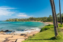 Napili Bay - always voted one of the best beaches on Maui.