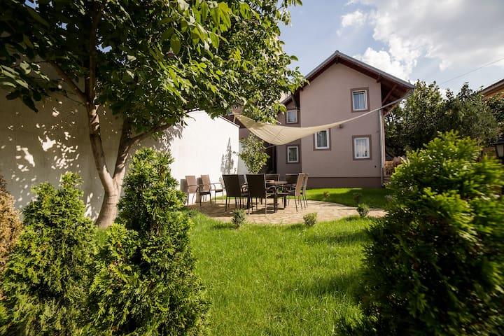 Villa My Garden DUPLEX NENCY
