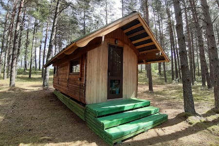 Miera Osta cabin No. 3