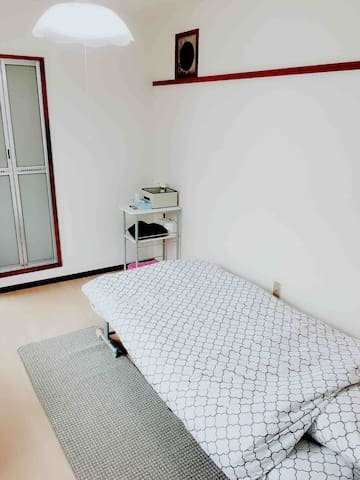 Room #3 Private Studio Perfect for Solo travellers