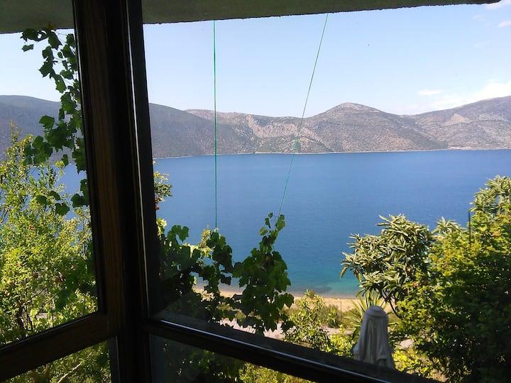 Extraordinary villa sea view