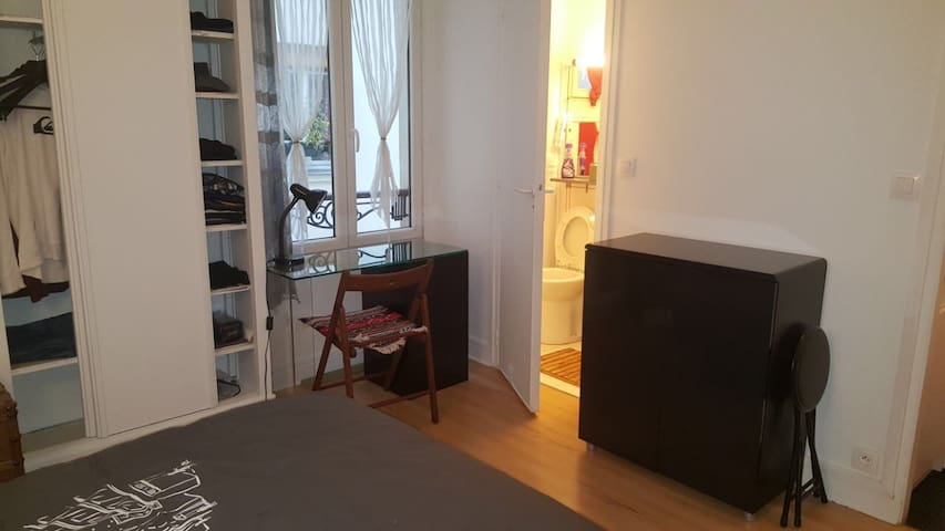 Appartement à Paris 15
