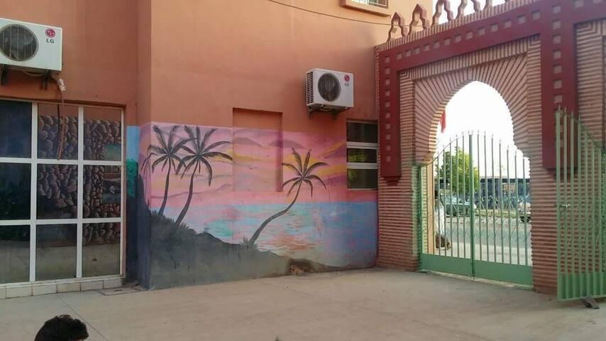 Le Calme a Marrakech