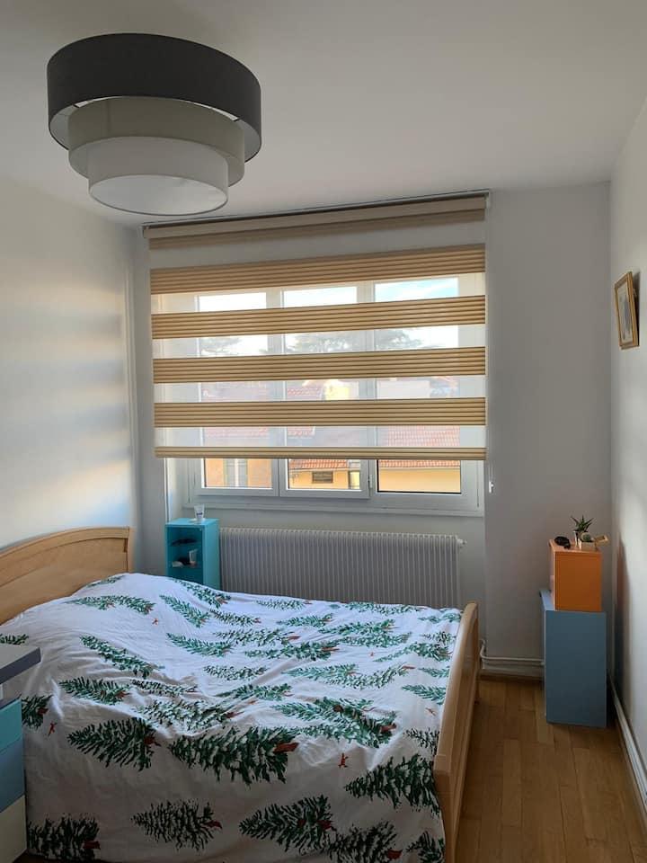 Lyon 5 chambre