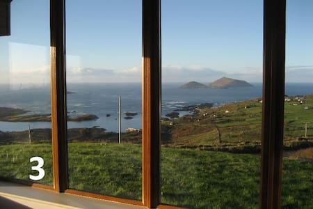 'Thidwick' Room 3 - superb views on Ring of Kerry