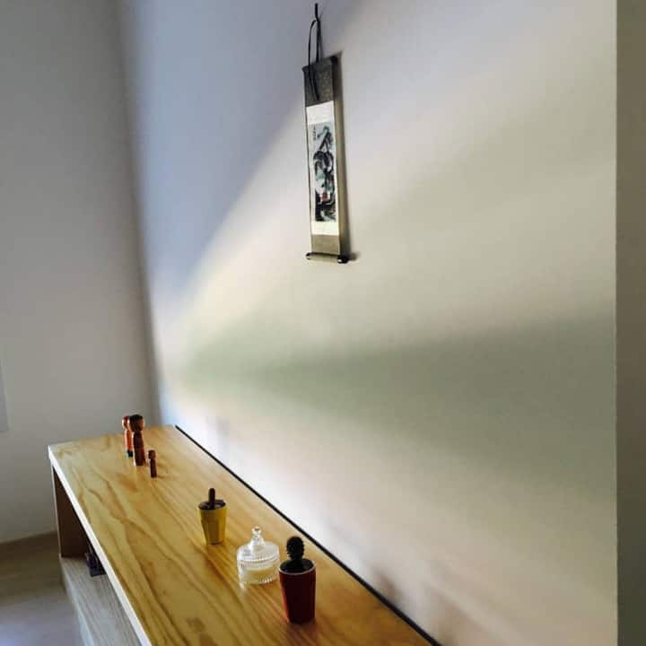 Brand new apartment - next to a mall - n2 room