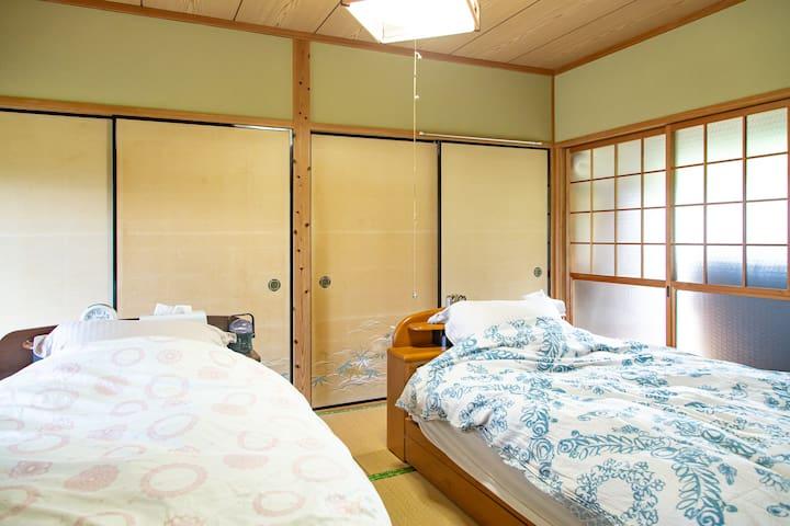 Farmer's overnight stay NISHINOKUBO