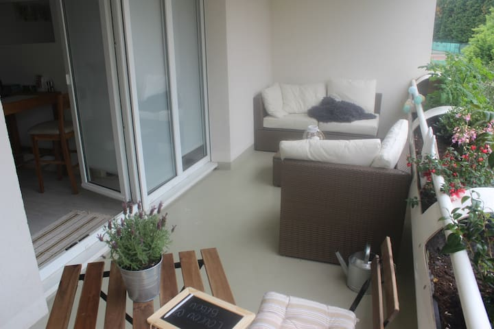 Studio calme et agréable au Rocher de Palmer - Cenon - Apartament