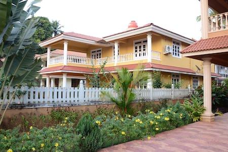 Villa Saphire - Colva