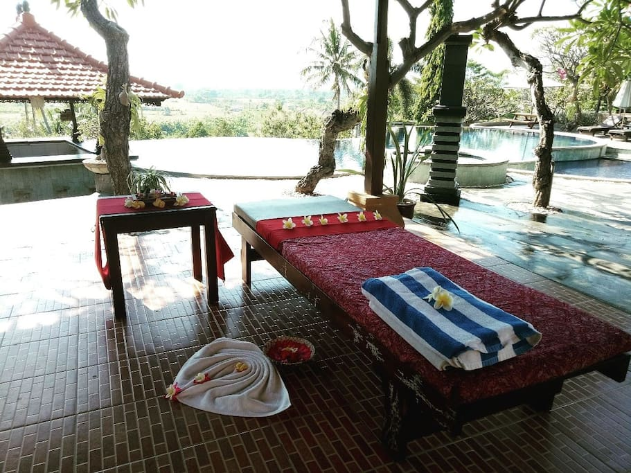traditional spa and massage