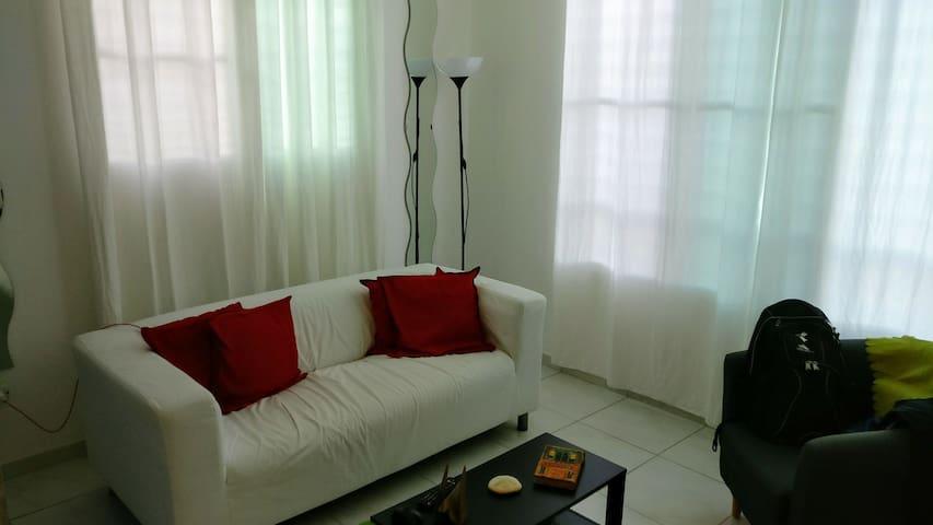 Apartamento Moderno centro ciudad - Concepción de La Vega