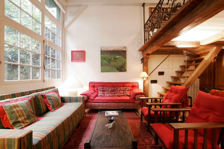Cosy Apartment Luxembourg/Montparnasse - Bail mob