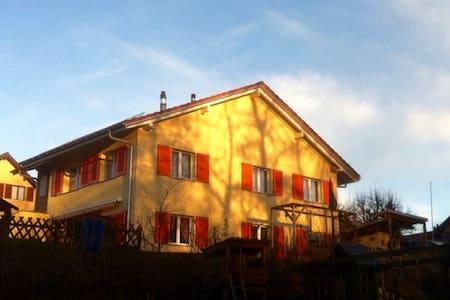 La Maison Jaune - Echallens