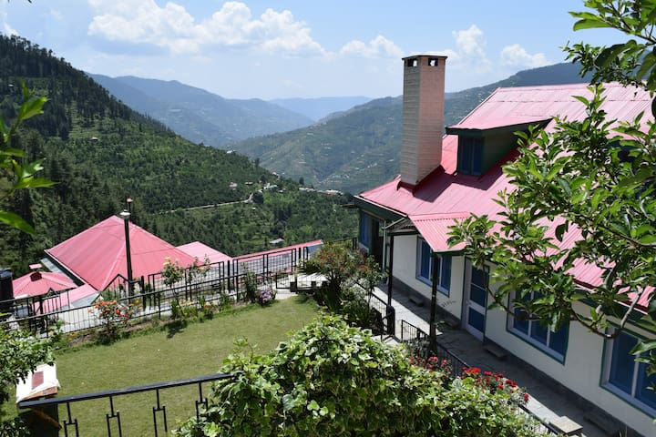 Himalayan Orchard Farm-stay - Rukhla - Hus