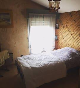 Chambre dans maison a la teste de buch - La Teste-de-Buch - Hus