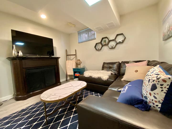 Newly Renovated Private Family Suite