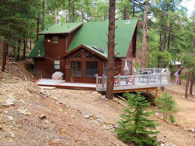 Cool Pines Cabin - Prescott