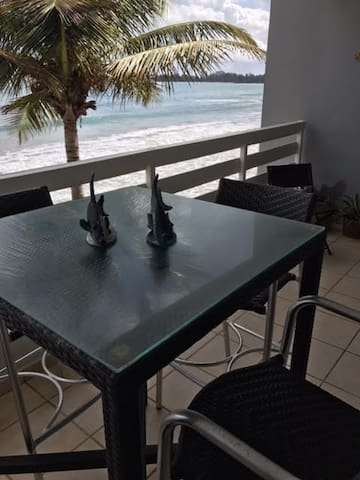 Beach Front Apartment, Luquillo area - Luquillo - Byt