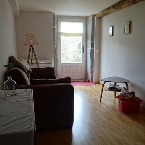 La Pimprenelle - Appartement 2/4 pers. - Voiteur - Apartment