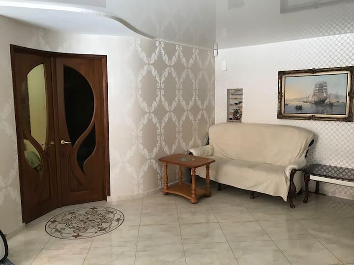 Квартира в центре Архангельска