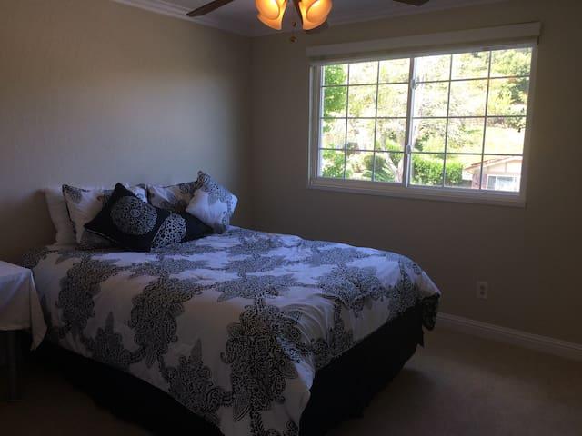 Comfy room close to Chevron, Bishop Ranch
