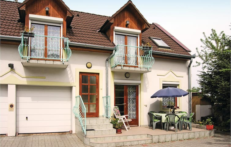 Holiday apartment with 1 bedroom on 33 m² in Hévíz