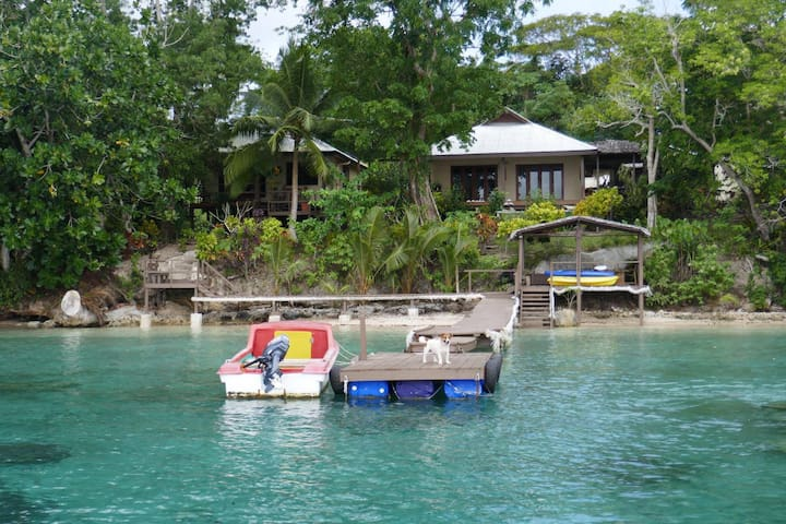 Aore Island Santo - Waterfront Self Contained Unit