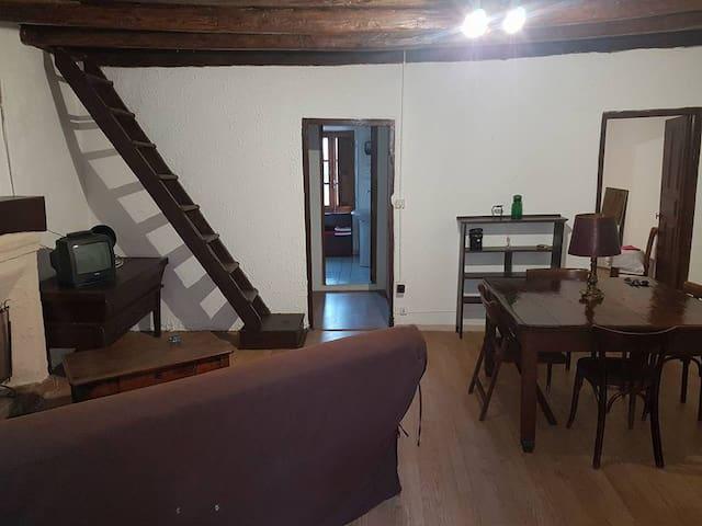 Appartement au coeur de l'Alta Rocca