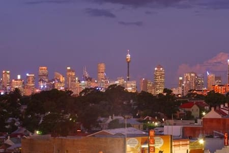 Sydney Uni and Prince Alfred nearby - Petersham - Apartmen